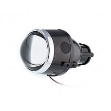"Универсальный би-модуль Optimа Waterproof Lens 2.5"" H11, модуль для противотуманных фар под лампу H11, 2.5 дюйма (70 мм) 1шт."