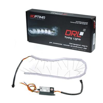 Гибкие дневные ходовые огни Optima Premium К3 Snake