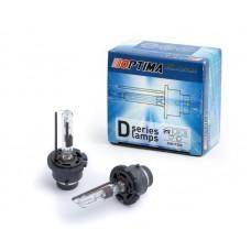 Ксеноновые лампы Optima Premium D2R AC (4300К,5000К,6000К)