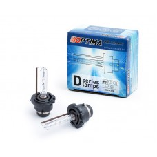 Ксеноновые лампы Optima Premium D2S, AC (4300К,5000К,6000К)