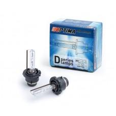 Ксеноновые лампы Optima Premium D4S AC (4300К,5000К)