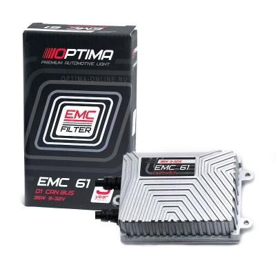 Блок розжига Optima Premium EMC-61 D1S/D1R Can Bus 85V 35W