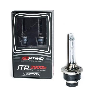 Ксеноновые лампы Optima Premium ITP D4S, 3900Lm, 4800k