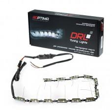 Гибкие дневные ходовые огни Optima Premium K4 Trapeze 12V