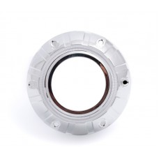 """Бленда Optima 232 CCFL 2.5"""" для линзы 2.5 дюйма, круглая, под установку """"Ангельских глазок"""" CCFL"""