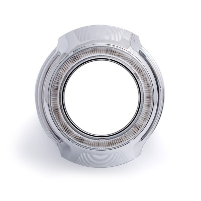"""Бленда Optima M88 CCFL 2.5"""" для линзы 2.5 дюйма, круглая, под установку """"Ангельских глазок"""" CCFL"""