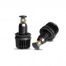 Светодиодный маркер Optima Premium OP-MAR-E70-40W для ангельских глазок BMW H8 CAN BUS CREE XT-E*4LED