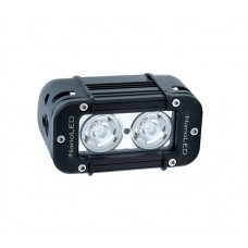 Фара светодиодная NANOLED NL-1020 D, 20W, 2 LED CREE X-ML, узкий луч, (дальний свет)