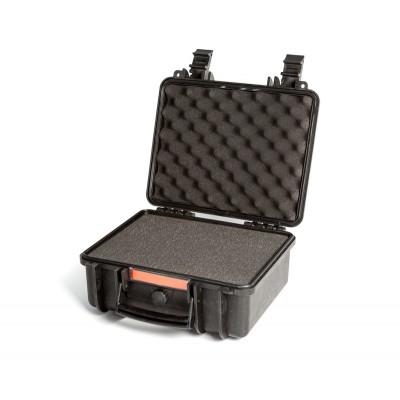 Кейс пластиковый OffroadTeam ORT-8.89L объем 8.89л, противоударный, влагозащищённый, чёрный