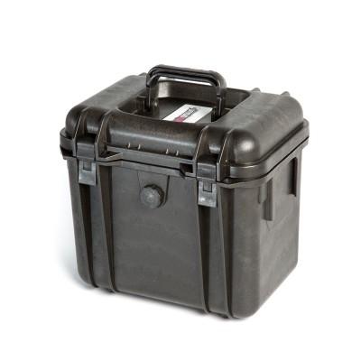 Кейс пластиковый OffroadTeam ORT-9.9L объем 9,9л, противоударный, влагозащищённый, чёрный