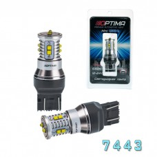 Светодиодная лампа Optima Premium OP-7443 MINI CREE XB-D CAN 50W 5100k 12-24V (белая)