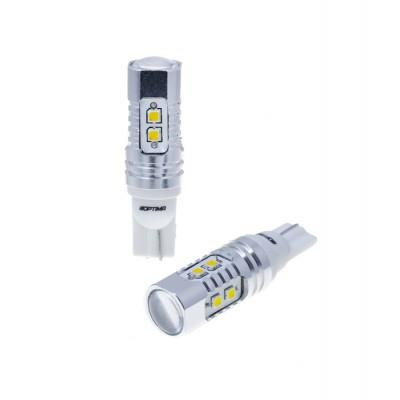 Светодиодная лампа  Optima Premium W5W SAMSUNG Chip 10W 12-24V 5100К