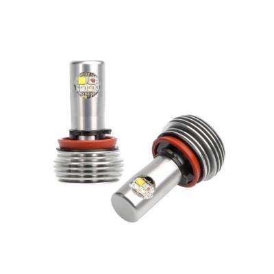 Светодиодный маркер Optima Premium RGB E92 H8 CREE 60W (пульт управления)