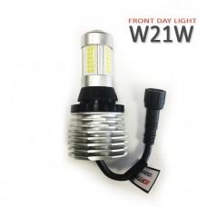 Светодиодные лампы INTELLED FDL W21W (Front Day Light) - дхо с функцией поворотника и притухания