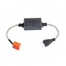 Обманки бортового компьютера H7 Optima Can Bus, для светодиодных ламп головного света