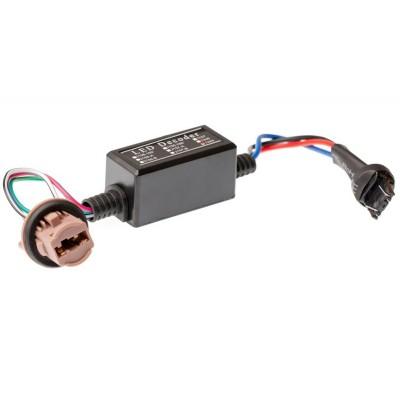 Обманки бортового компьютера W21/5W (7443) Optima Can Bus, для светодиодных ламп
