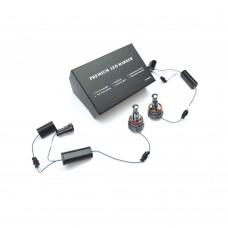 Светодиодный маркер Optima Premium OP-MAR-E70-G2 для ангельских глазок BMW H8 CAN BUS CREE XT-E*4LED