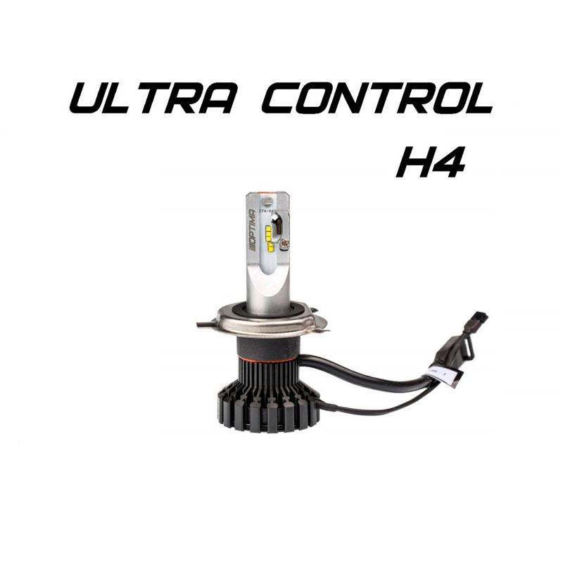 Светодиодные лампы Optima LED Ultra Control H4 (комплект 2шт.) Характеристики