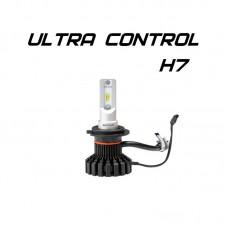 Светодиодные лампы Optima LED Ultra Control H7 (комплект 2шт.)