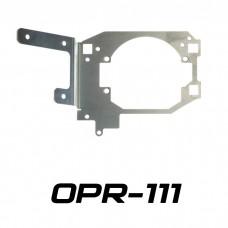 Переходные рамки на KIA Optima III для Optima Bi-LED
