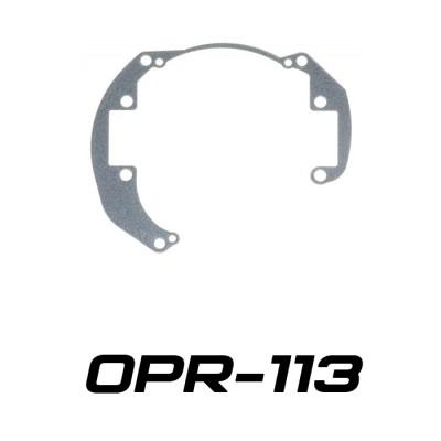 Переходные рамки на KIA Sportage III для Optima Bi-LED