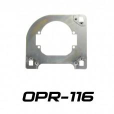 Переходные рамки на Dodge Challenger III для Optima Bi-LED
