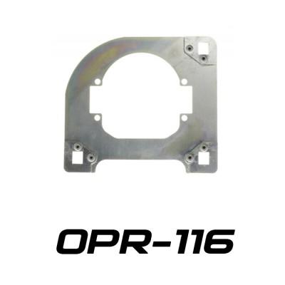 Переходные рамки OPR-116 на Dodge Challenger III для Optima Bi-LED
