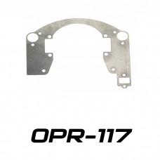 Переходные рамки на Porsche 911 VII для Optima Bi-LED