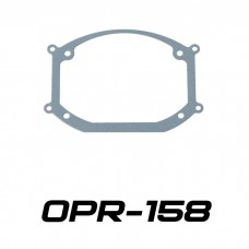 Переходные рамки на Audi Q5 I для Koito Q5