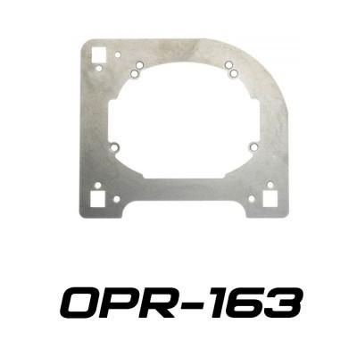 Переходные рамки OPR-163 на Dodge Challenger III для Hella 3/3R (Hella 5R)/Optima Magnum 3.0