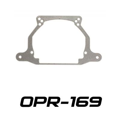 Переходные рамки OPR-169 на Hyundai Solaris I для Hella 3/3R (Hella 5R) / Optima Magnum 3.0