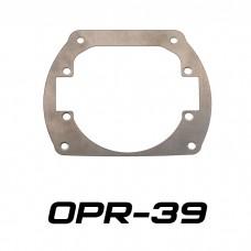 Переходные рамки на Chevrolet Tahoe IV для Optima Bi-LED