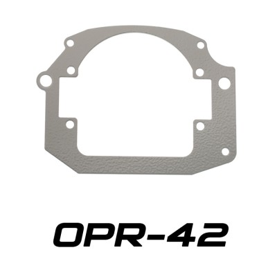 Переходные рамки на Subaru Legacy IV/Outback III для Optima Bi-LED