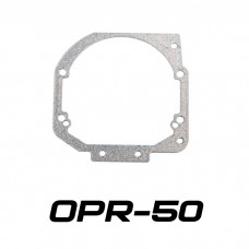 Переходные рамки на Subaru Tribeca II для Optima Bi-LED