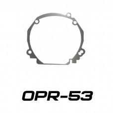 Переходные рамки на Honda CR-V IV для Hella 3/3R (Hella 5R)