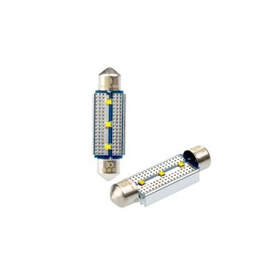 Светодиодные лампы  Optima Premium PHILIPS CAN Festoon 42 mm