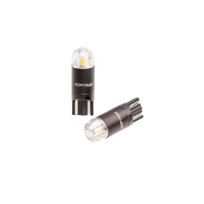 Светодиодная лампа Optima Premium W5W (T10) PHILIPS Chip 2 CAN 4200K