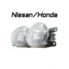Светодиодные противотуманные фары  OPTIMA LED FOG LIGHT-198  Nissan/Honda