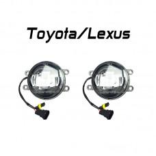 Светодиодные противотуманные фары  OPTIMA LED FOG LIGHT-606 Toyota/Lexus