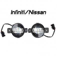 Светодиодные противотуманные фары  OPTIMA LED FOG LIGHT-034 Infiniti/Nissan