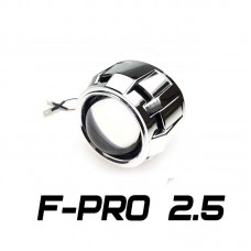 """Светодиодная линза дальнего света Optima LED Lens F-PRO 2.5"""" High Beam"""