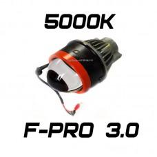 """Светодиодные линзы противотуманного света Optima LED FOG Lens F-PRO 3,0"""", 5000K"""