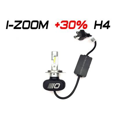 Светодиодные лампы Optima LED i-ZOOM +30% H4 5500K