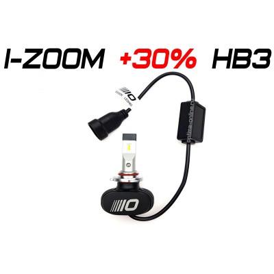 Светодиодные лампы Optima LED i-ZOOM +30% HB3 5500K