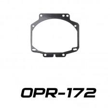 Переходные рамки на Toyota Camry XV40 для Koito Q5