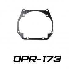 Переходные рамки на Opel Omega II для Hella 3/3R (Hella 5R)