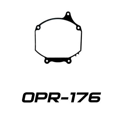 Переходные рамки на Toyota Avensis II для Koito Q5