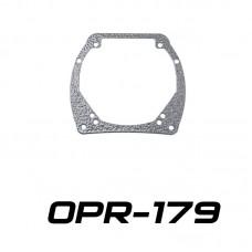 Переходные рамки на Chevrolet Tahoe IV для Hella 3/3R (Hella 5R) / Optima Magnum 3.0'