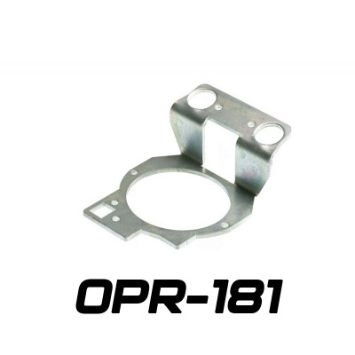 Переходные рамки OPR-181 на Toyota Supra IV для Optimа Micro Round 1.8 в ПТФ