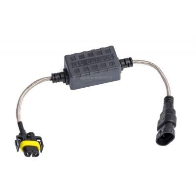 Обманки бортового компьютера H11E Optima Can Bus, для светодиодных ламп c фильтром.